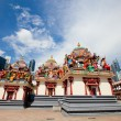Sri Mariamman Temple in Singapore — Stock Photo