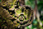 Balinese architecture detail — Stock Photo