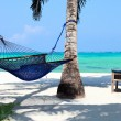 Perfect tropical paradise — Stockfoto #3897138