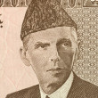 Mohammed Ali Jinnah - Stock Photo