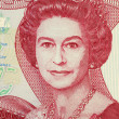 Постер, плакат: Queen Elizabeth II