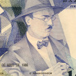 Fernando Pessoa - Stock Photo