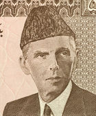 Mohammed Ali Jinnah — Stock Photo
