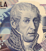 Alessandro Volta — Stock Photo