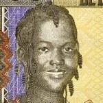 Girl from Guinea — Stock Photo #3573367