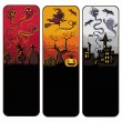 Vector de stock : Halloween banners