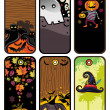 Halloween  tags — Stock Vector #3909072