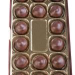 caramelle in scatola — Foto Stock
