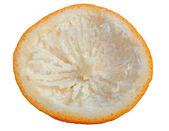Orange peel — Stock Photo