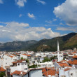 Stok fotoğraf: Cityscape of Marmaris city, Turkey