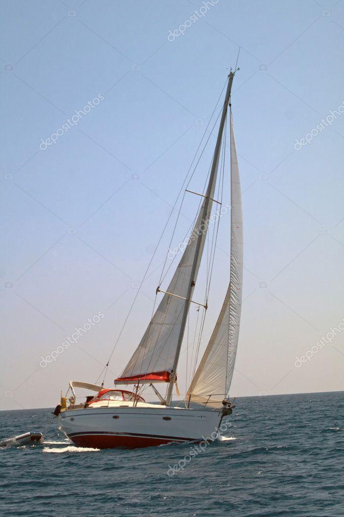 все фото парусных лодок