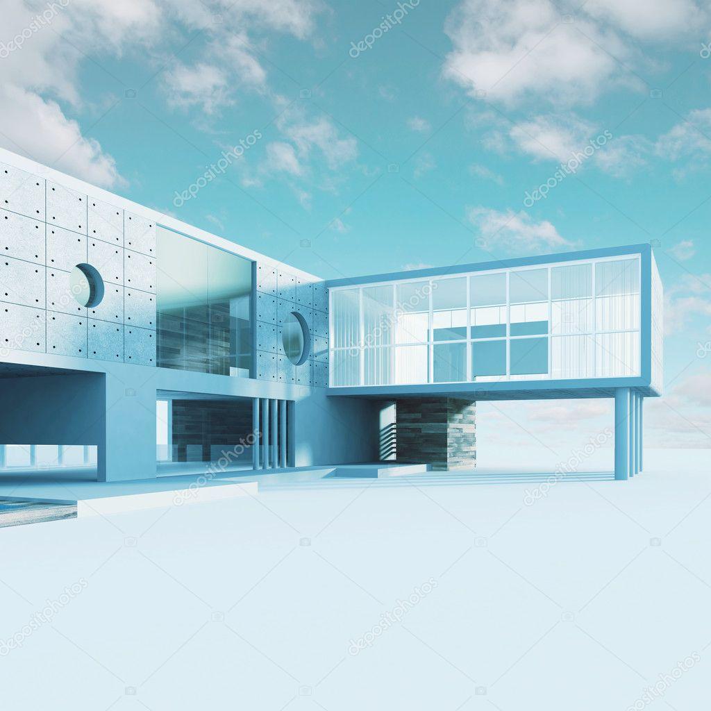Modern Concept Building Stock Photo 1xpert 2790910