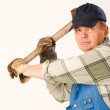 working man — Stock Photo