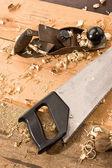 Ferramenta de carpinteiros — Foto Stock