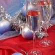 Christmas still life — Stock Photo #3350591