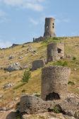 Antigua fortaleza — Foto de Stock