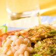 Vegetarian dish — Stock Photo #3412884