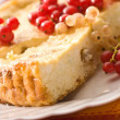 Stock Photo: Cheese cake