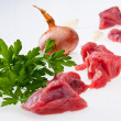 Raw meat — Stockfoto