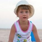 Little girl — Stock Photo #3830304