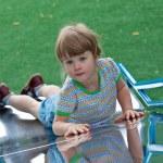 Little girl — Stock Photo #3920472