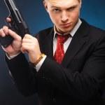 Secret agent — Stock Photo