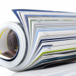 Roll of magazine — Stock Photo #2924800