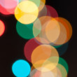 Abstract light defocused background - 图库照片