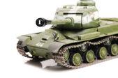 Soviet ww2 tank IS-2 — Stock Photo