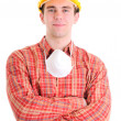 Portrait of worker — Stock Photo #3247388