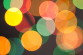 Abstract light defocused background — Stock Photo