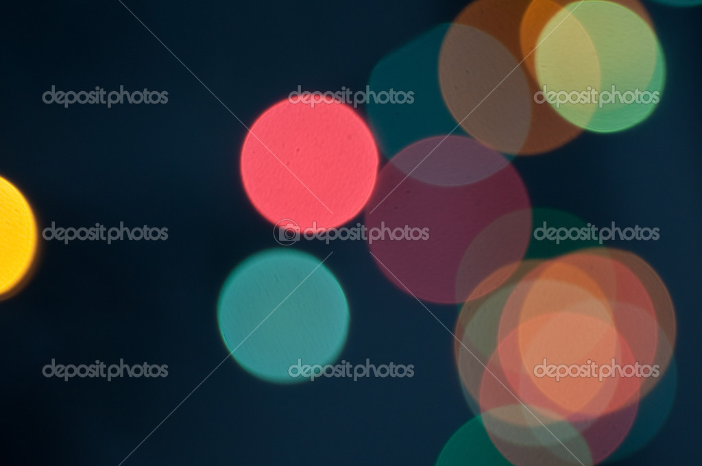 Abstract light defocused background — Stock Photo #3564328
