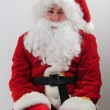 Tired Santa — Stock Photo #3831165