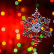 Snowflake — Stock Photo #3871176
