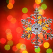 Snowflake — Stock Photo #3871179