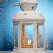 Christmas lamp — Stock Photo #3871185
