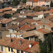 Tile roofs - Stock Photo