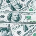 Background of American money. — Stock Photo #2708628