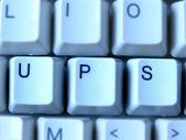 Klavye — Stok fotoğraf