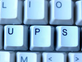 клавиатура — Стоковое фото