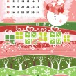 December - Imagens vectoriais em stock