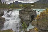 Rustling falls — Stock Photo