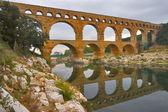 The ancient bridge — Stock Photo