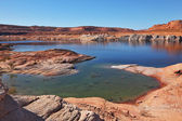 L'été midi silence dans le canyon de l'antilope — Photo