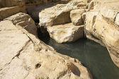 Marble stream. — Stock Photo