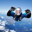 Skydiver — Stock Photo #3574307