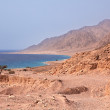 Sinai coast. Red Sea. — Stock Photo
