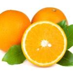 Fresh juicy oranges — Stock Photo #2835701