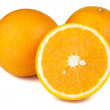 Stock Photo: Juicy oranges