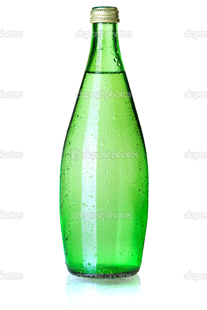 Glass Soda Bottles